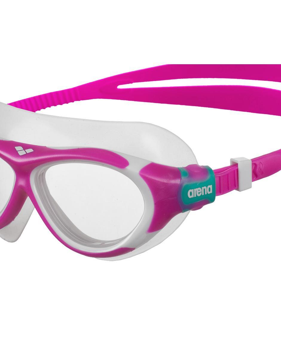 41dcce1425cb Goggles Arena Oblo natación para niña