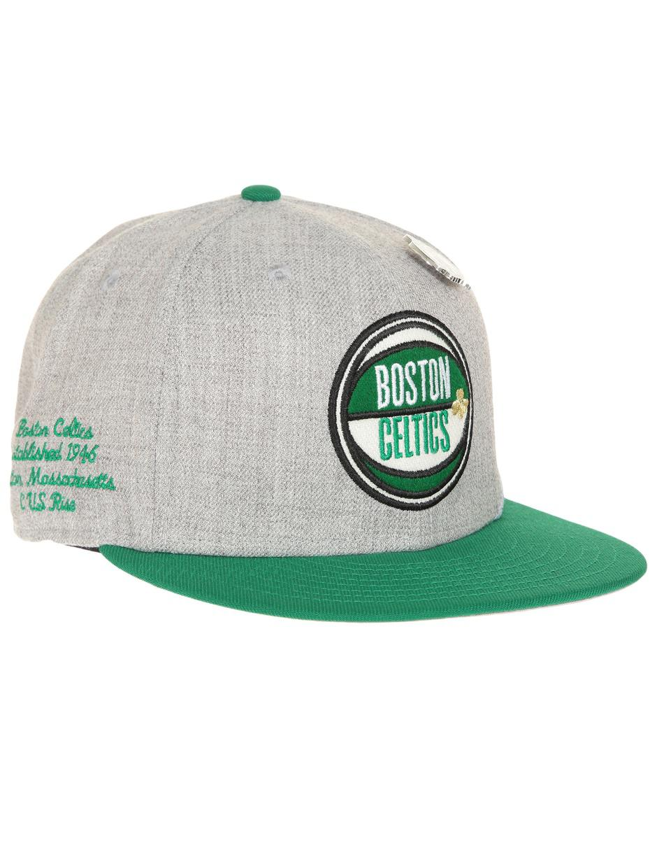 4f68d271e27e Gorra New Era Boston Celtics